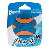 Chuckit! Medium Squeaker Ball Dog Toy