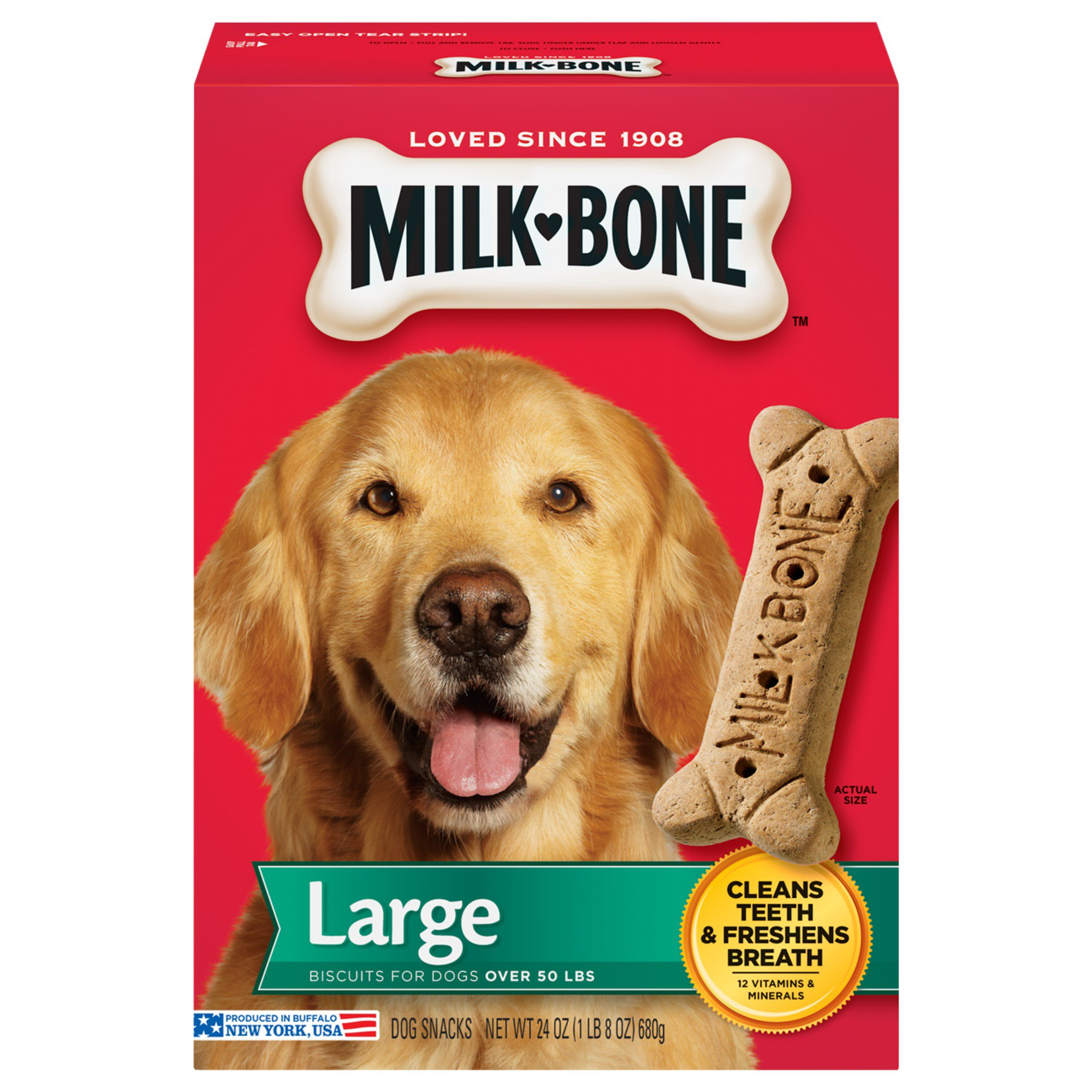 Milk-Bone Large Original Dog Biscuits
