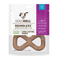 Dogswell Boundless Medium Chicken Dog Chews