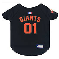 Pets First San Francisco Giants Jersey