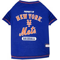 Pets First New York Mets T-Shirt