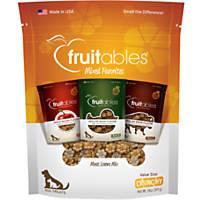 Fruitables Mixed Favorites Meaty Variety Dog Treats