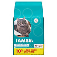 Iams ProActive Health Indoor Weight & Hairball Care Adult Cat Food