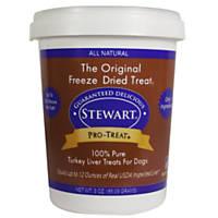 Stewart Pro-Treat Freeze Dried Turkey Liver Dog Treat