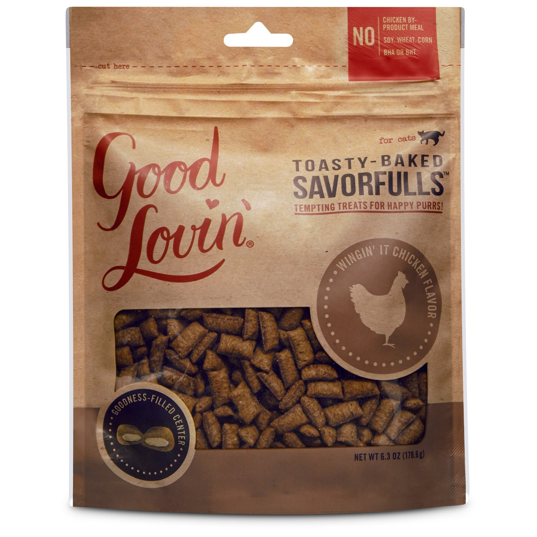 Good Lovin' Savorfulls Chicken Cat Treats