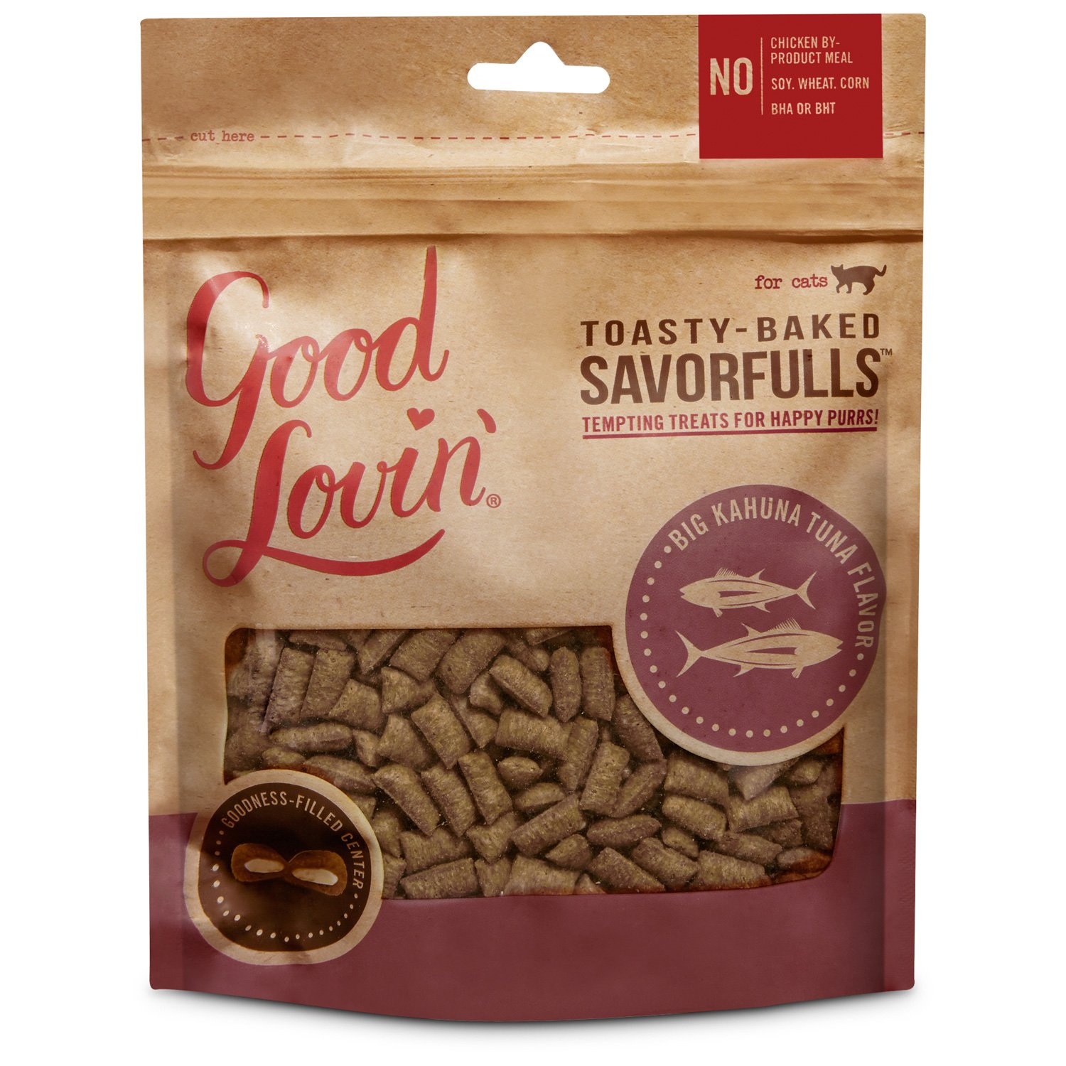 Good Lovin' Savorfulls Tuna Cat Treats