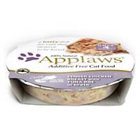 Applaws Chicken Breast with Tuna Roe Peel & Serve Pot Cat Food