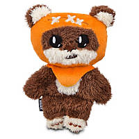 STAR WARS Ewok Flattie Dog Toy