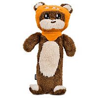 STAR WARS Ewok Bottle Cruncher Dog Toy