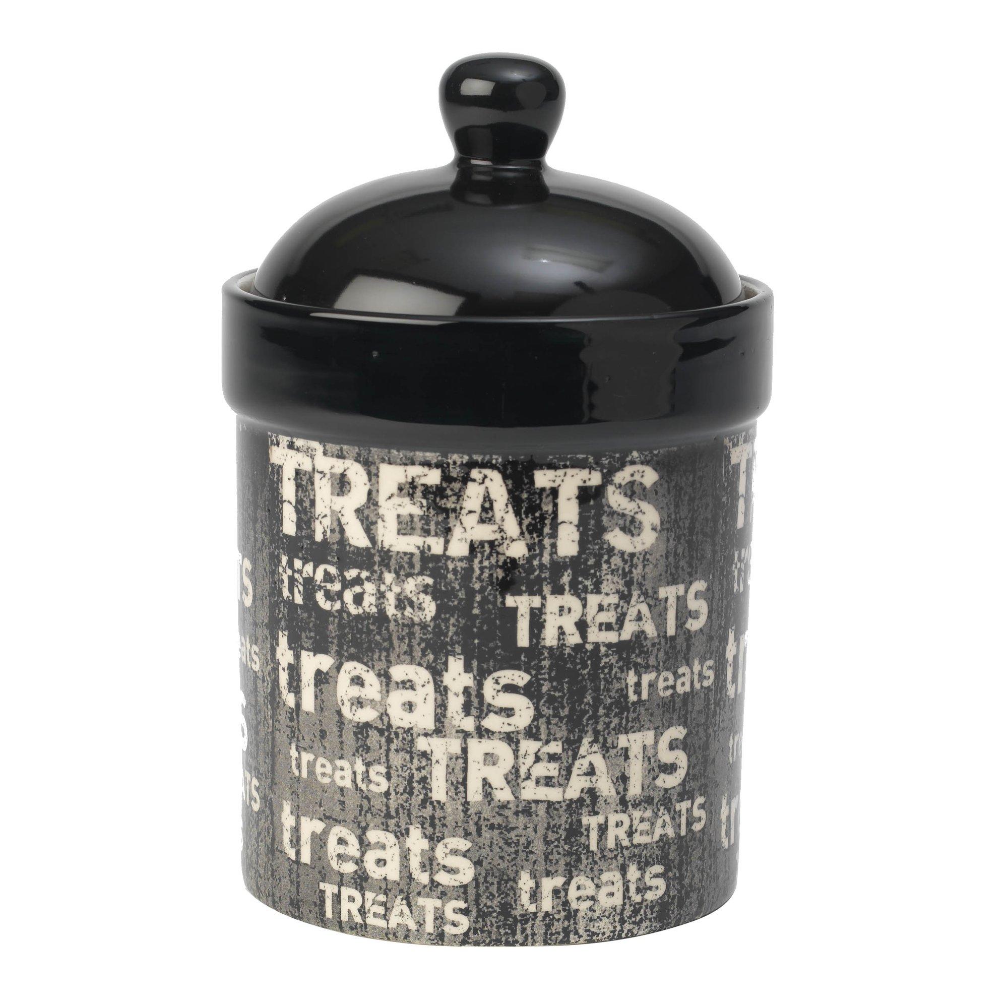 Petrageous Designs Vintage  Treat Jar