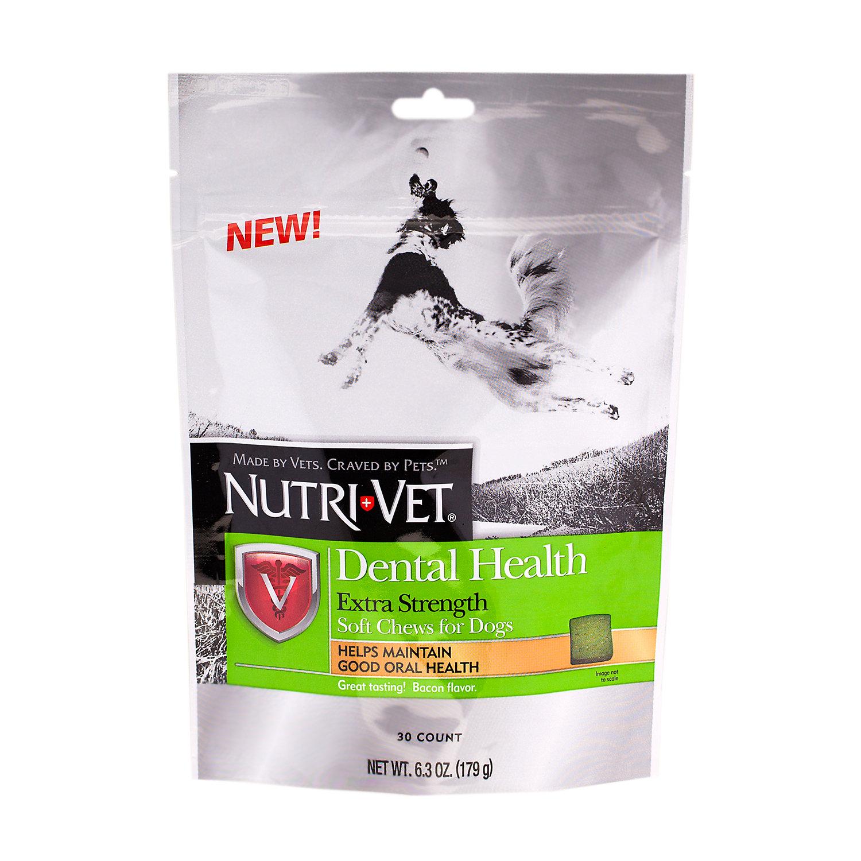 Nutri-Vet Dental Dog Chews