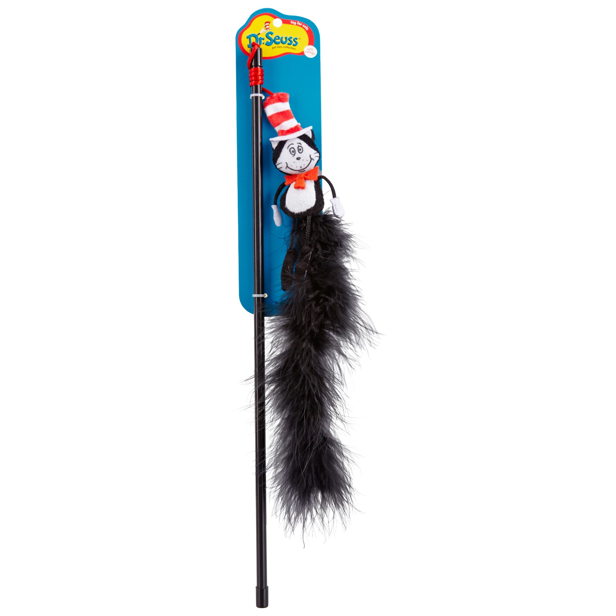 Dr. Seuss Cat in the Hat Teaser Toy for Cats