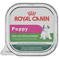 Royal Canin Canine Health Nutrition Small Breed Puppy Food Trays