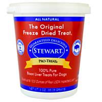 Pro-Treat Freeze Dried Bison Liver Dog Treats