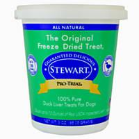 Pro-Treat Freeze Dried  Duck Liver Dog Treats