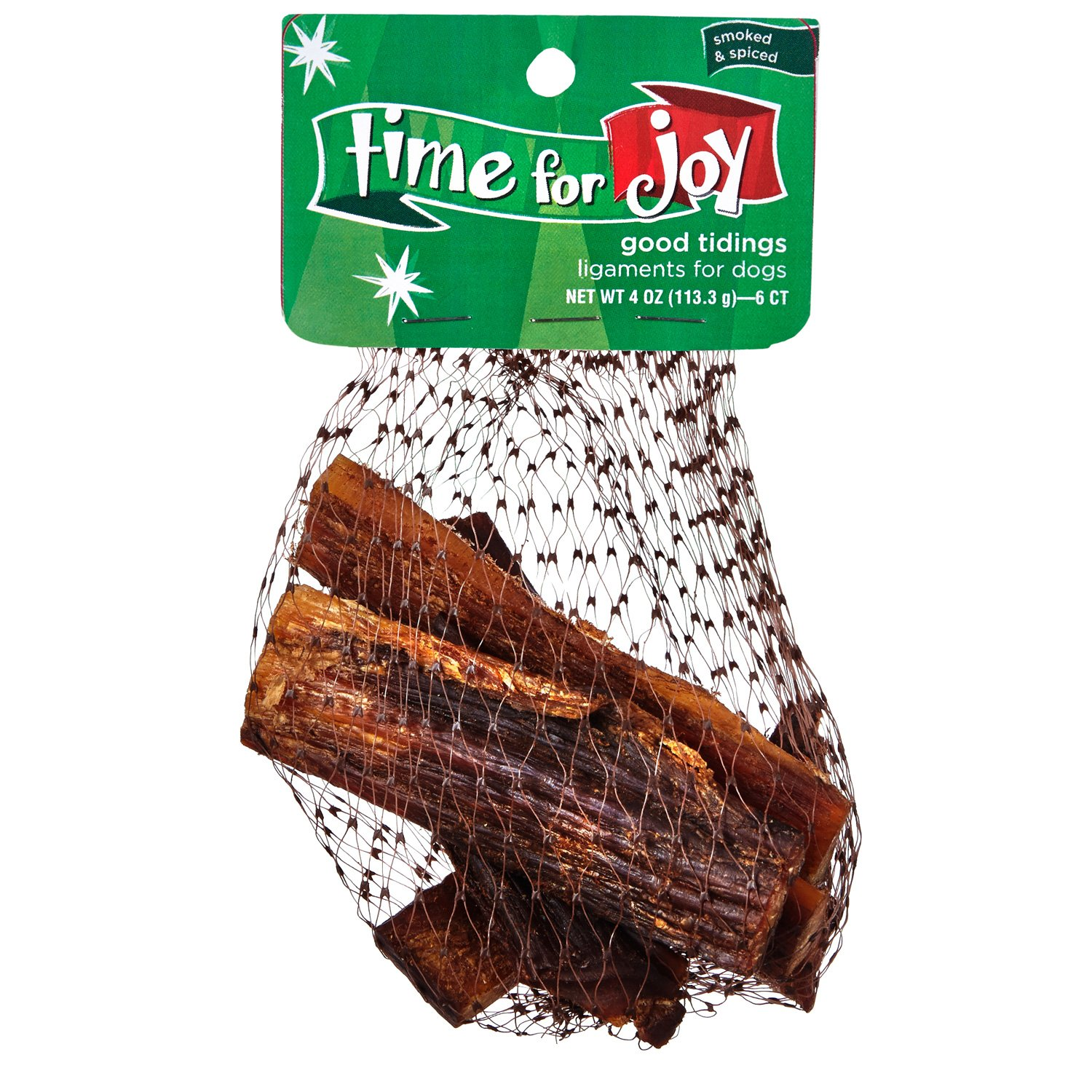 Petco Holiday Smoked & Spiced Dog Bones