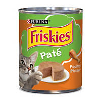 Friskies Poultry Platter Canned Cat Food