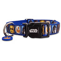 Star Wars Light Side Dog Collar