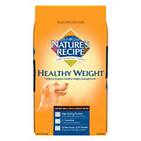 Nature's Recipe Healthy Weight Chicken Meal