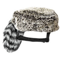 You & Me Racoon Hat