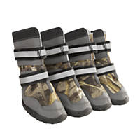 JLA Paw Protection Camo Boots