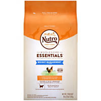Nutro Natural Choice Chicken & Brown Rice Weight Management Adult Cat Food