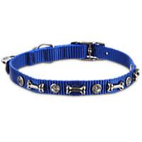 Bond & Co. Blue Bling Collar