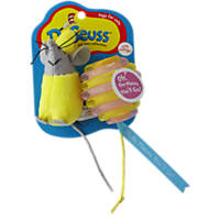 Dr. Seuss Oh! The Places You'll Go! 2-Pack Cat Toy