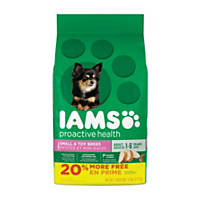 Iams ProActive Health Small & Toy Adult Dog Food