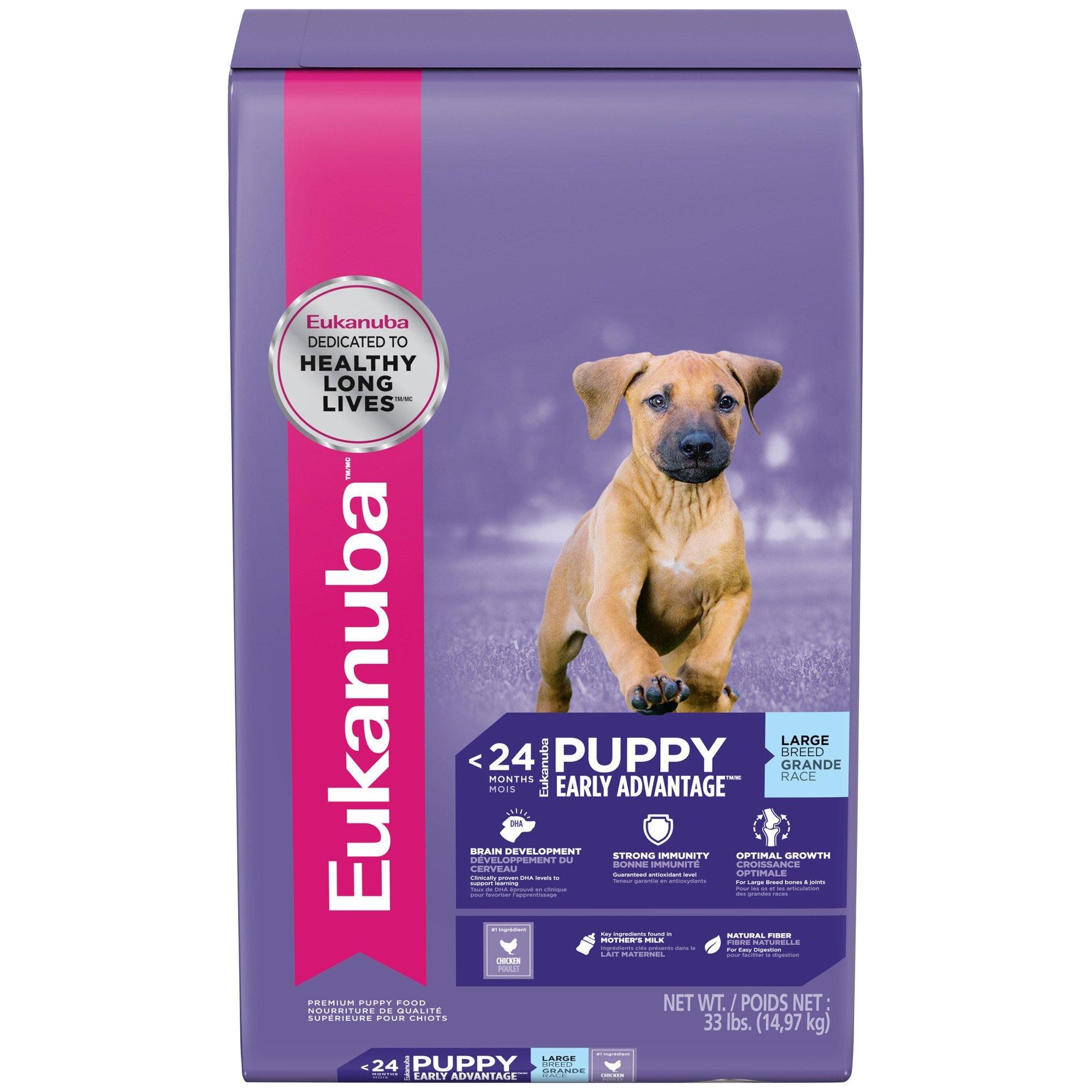 Eukanuba Puppy Food >> Eukanuba Large Breed Puppy Food | Petco