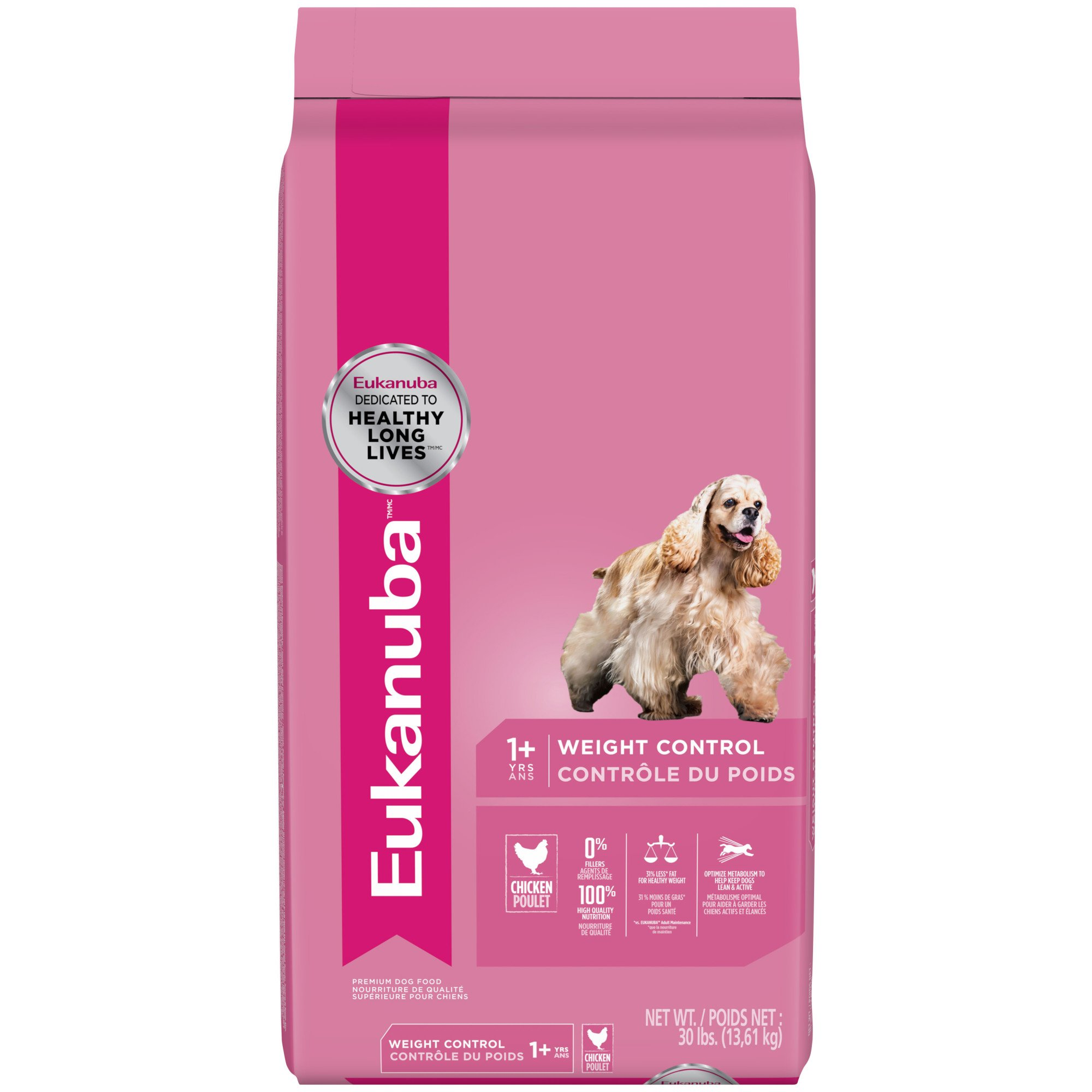 Eukanuba Weight Control Adult Dog Food