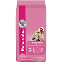Eukanuba Weight Control Adult Dog Food, 30 lbs.