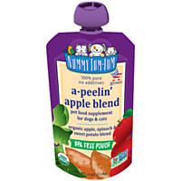 Nummy Tum Tum Dog Food Pouch A-Peelin Apple