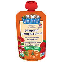 Nummy Tum Tum Dog Food Pouch Pamperin Pumpkin