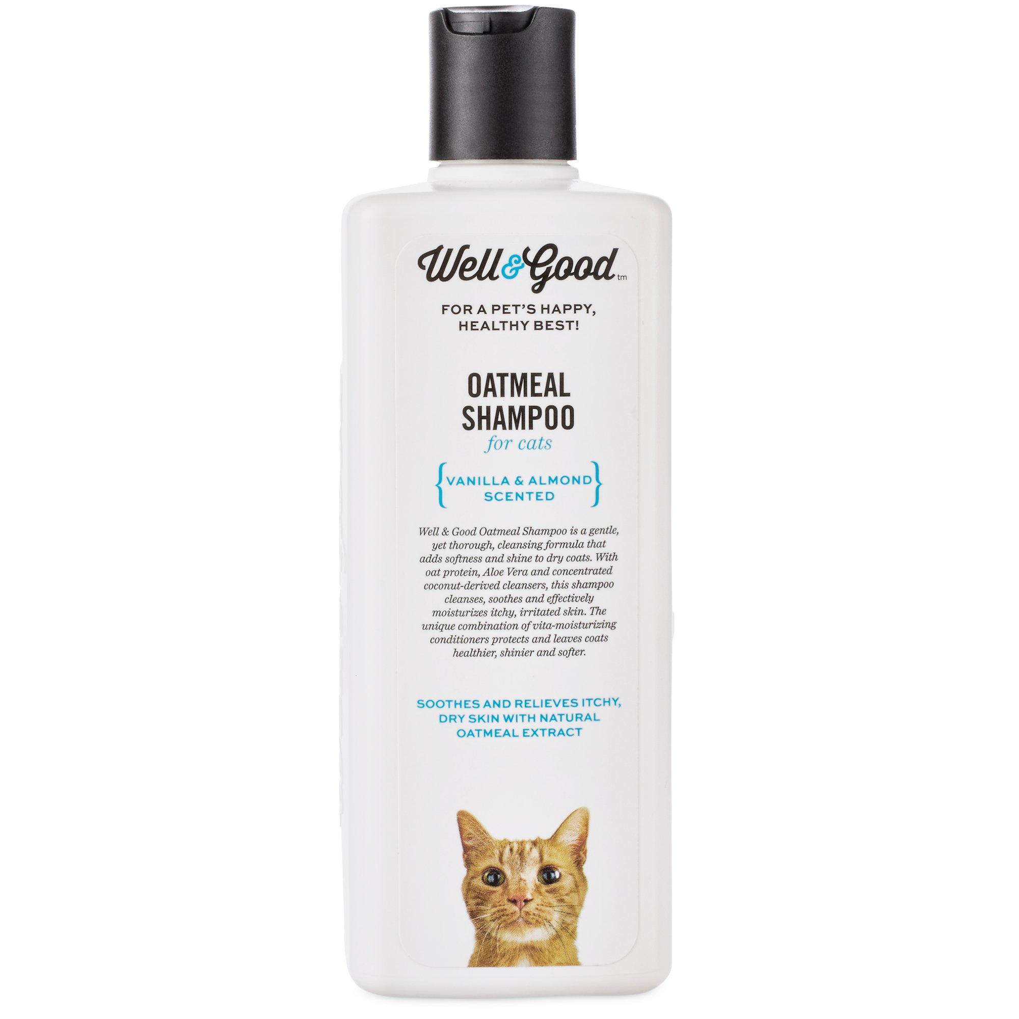Well & Good Oatmeal Cat Shampoo