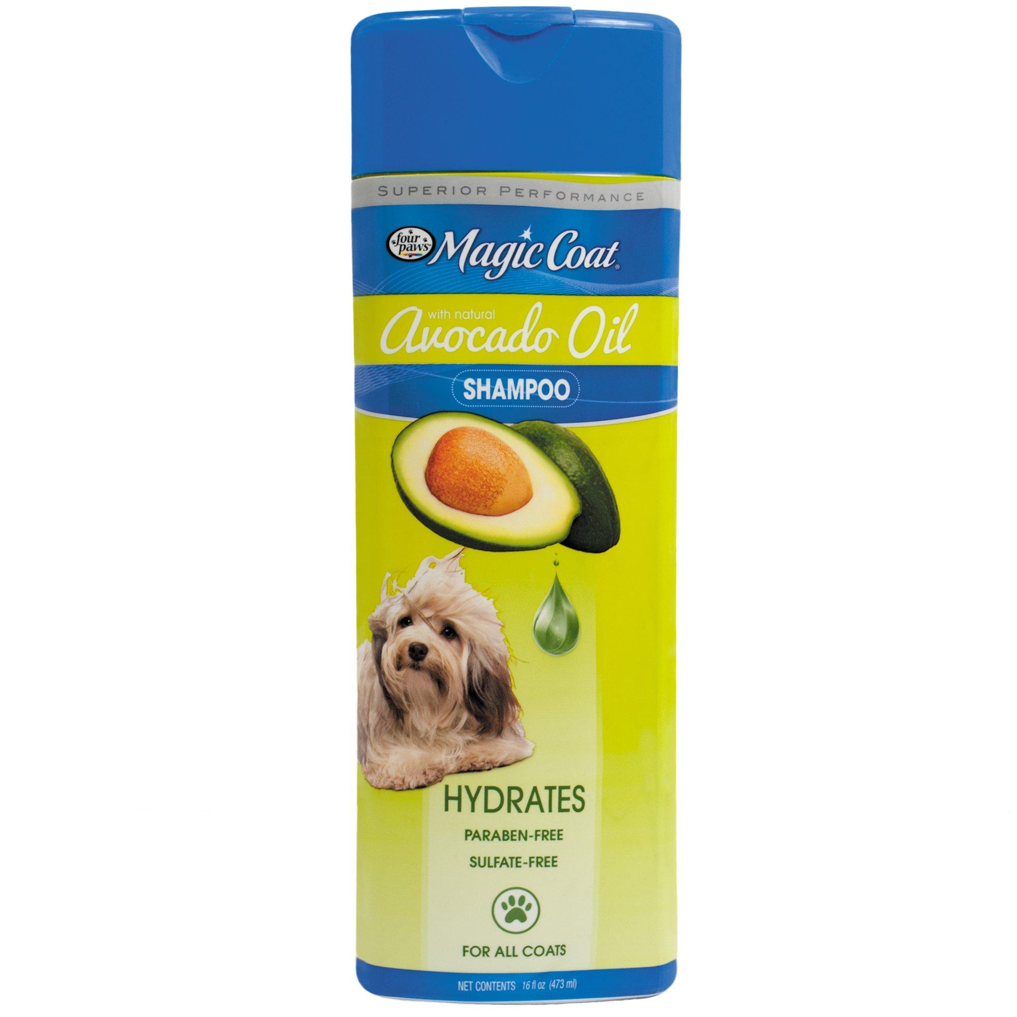 Magic Coat Nourish Avocado Shampoo