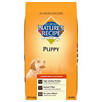 Nature's Recipe Chicken Meal & Rice Puppy Food