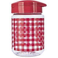 Harmony Gingham Treat Jar