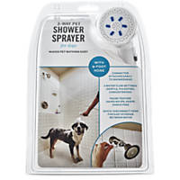 Well & Good 3-Way Shower Sprayer