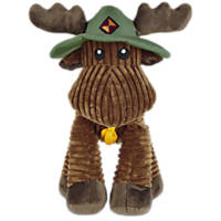 Leaps & Bounds X-Large Moose Camper Plush Toy