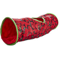 You & Me Large Crinkle Tunnel Strawberry