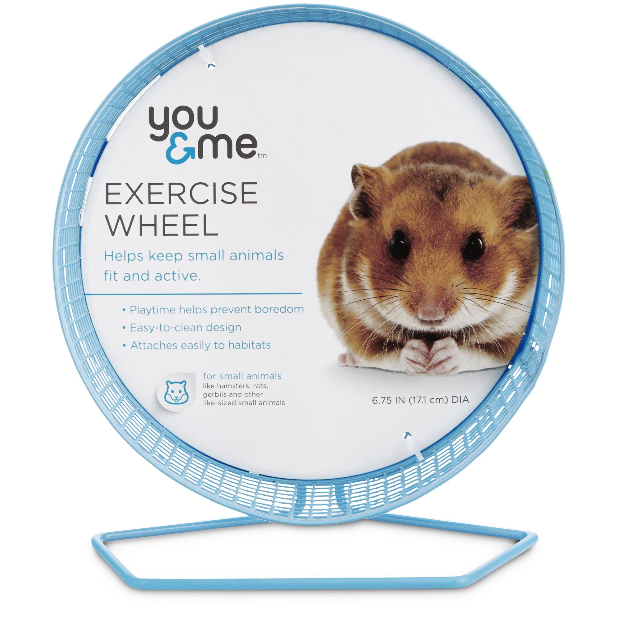 """You & Me Hamster Wheel, 6.75"""""""