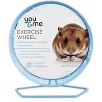 You & Me Hamster Wheel, 6.75'
