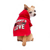 Wag-A-Tude Mommy's First Love Hoodie