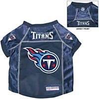 Hunter Manufacturing Tennessee Titans NFL Pet Jersey