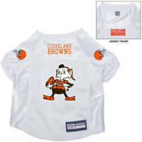 Hunter Manufacturing Cleveland Browns NFL Pet Jersey