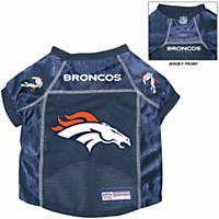 Hunter Manufacturing Denver Broncos NFL Pet Jersey