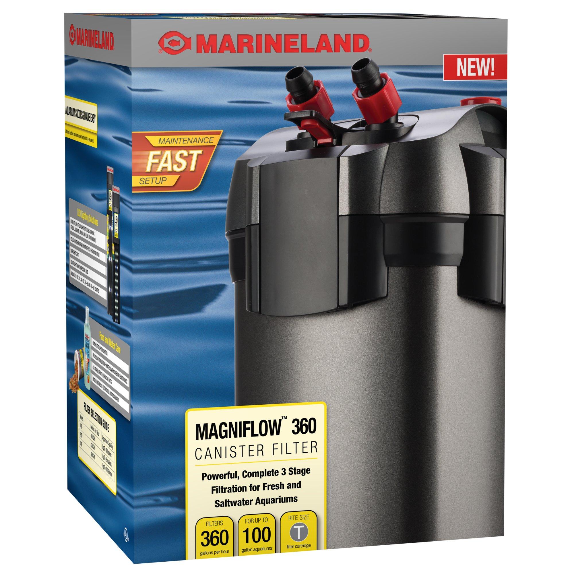 Marineland Magniflow 360 Canister Filter