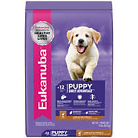 Eukanuba Lamb and Rice Puppy Dog Food