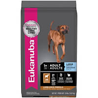 Eukanuba Lamb and Rice Adult Large Breed Dog Food
